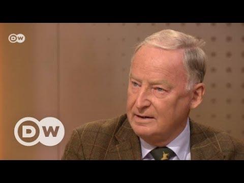 #DeutschlandWaehlt: Das Interview mit Alexander Gauland, AfD   DW Deutsch