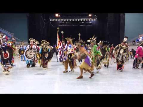 2015 Seminole Tribal Fair and PowWow Grand Entry