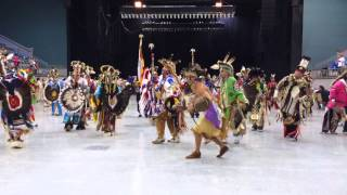2015 Seminole Tribal Fair and PowWow Grand Entry