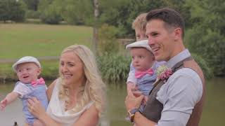 Barry & Joanna Wedding August 2018