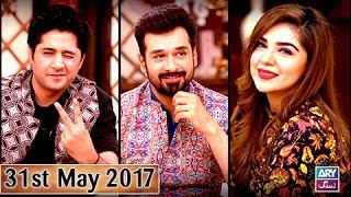 Salam Zindagi - Guest: Imran Ashraf, Natasha & Fiza Shoaib - 31st May 2017