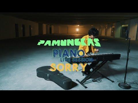 Pamungkas - Sorry (Piano LIVE Session #3)