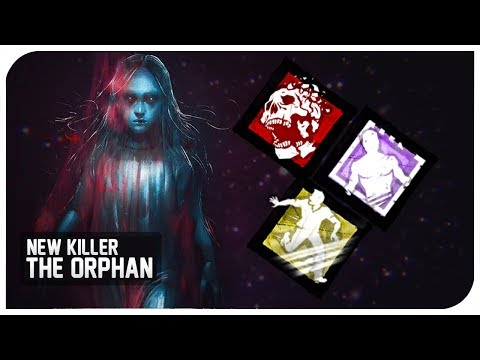 Dead By Daylight - Children of The Entity Spotlight - Fan-Made Chapter New Killer The Orphan - Eps 5