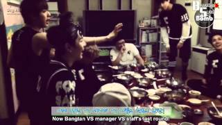 [ENG] 130719 [BANGTAN BOMB] The happening in Changwon 2 : Icecream match