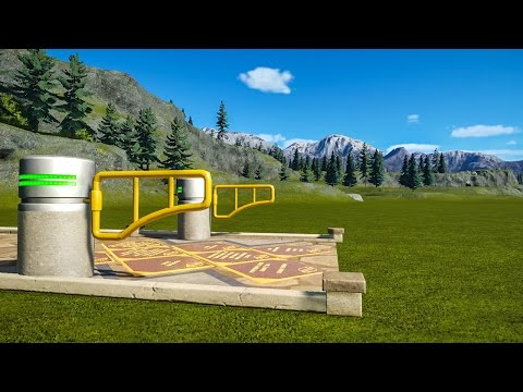 Starting From Stratch! :: Planet Coaster Gameplay