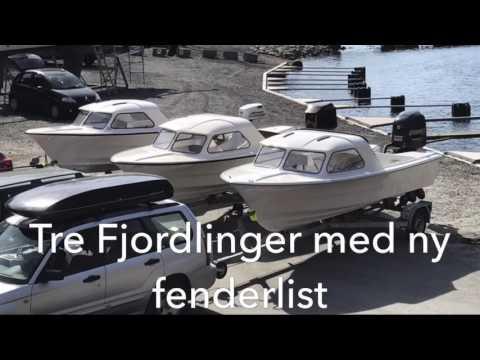 Fjordling 17HT Restaurering