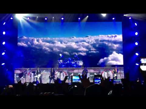 Scorpions - Wind of change Live at Malaysia , Rockaway 2016