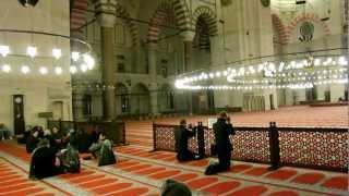 Мечеть Сулеймание, Стамбул(, 2013-01-12T19:21:12.000Z)