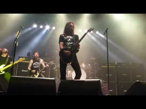 Black Star Riders - Who Rides the Tiger - Bournemouth - 19032017