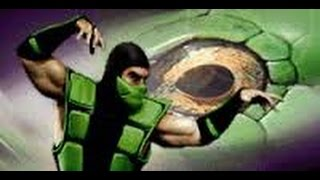 Ultimate Mortal Kombat 3 (Arcade) Reptile Gameplay+MK2 Endurance on Very Hard no Continues