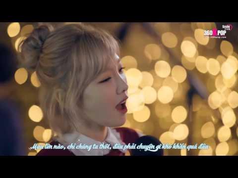 Unduh lagu [Vietsub] Taeyeon (SNSD) ft Kyuhyun (SJ) - The Blue Night Of Jeju Island (Samdasoo CF) (Soshi Team) Mp3 terbaik