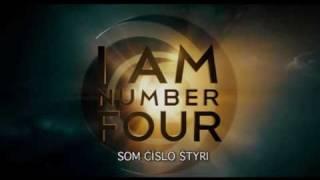 Som číslo štyri (I am Number Four) - Trailer