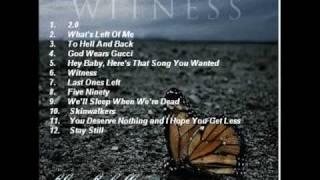 "bless the fall new albun ""WITNESS"" 8 Oct 2009"