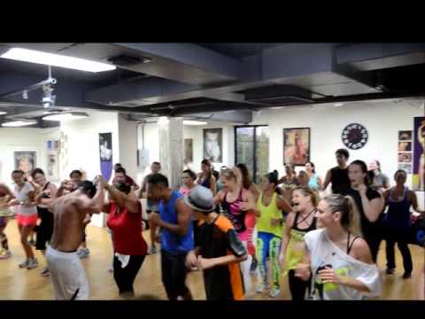 Bernadett  @ Beto Zumba® Fitness Miami