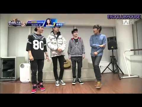 [ซับไทย] 131108 Baekhyun Chanyeol Xiumin @ Superstar K5 [CUT]