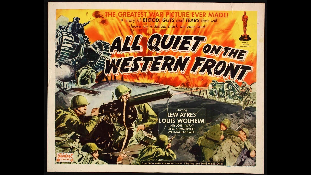 Download All Quiet On The Western Front  (1930) Trailer