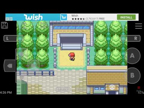 Pokemon Fire Red Shiny And Walk Through Walls Cheat Code
