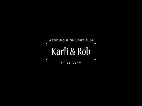 Karli and Rob | Cinematic Wedding highlight film | Audleys Wood Estate, Basingstoke, Hampshire