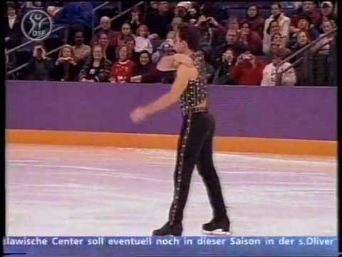 Michael Weiss (USA) - Pro-Am Competitions 2002 FS