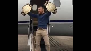 """""""The motherf***ing champ champ!"""" -Conor McGregor"""