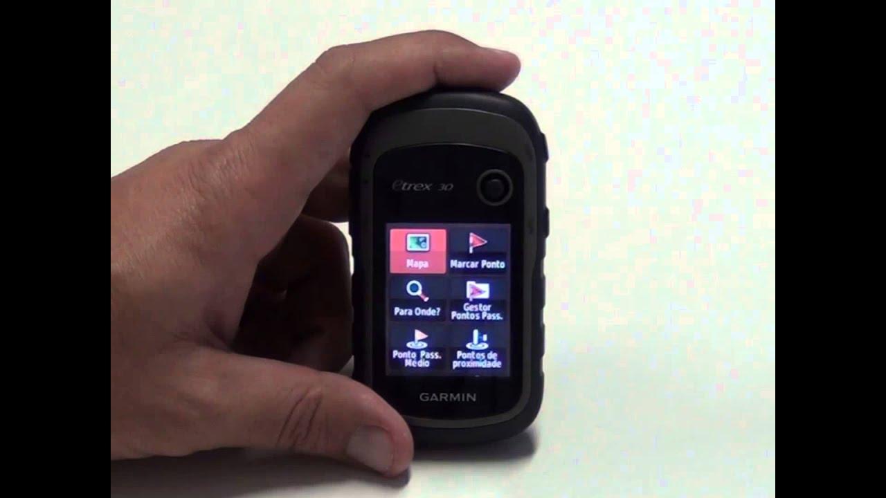 Curso Online Garmin GPS eTrex 30   GEOeduc