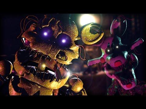 IS THAT REAPER GOLDEN FREDDY!?    Final Nights 3: Nightmares Awaken (Nights 2, 3, 4)