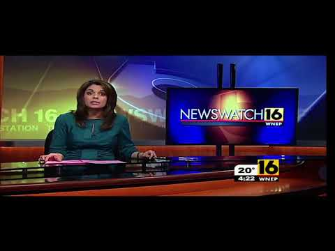 WNEP Newswatch 16 Opens (1979 - 2018)