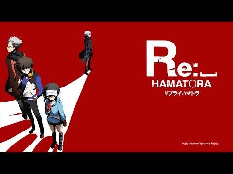 Re:Hamatora (Anime) - Trailer (Deutsch)