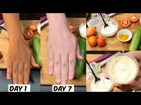 Thumbnail: Skin Whitening Night Cream - See Difference In 7 Days - Get Fair, Glowing Skin