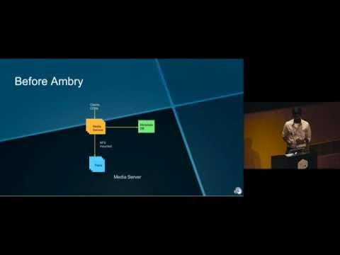 DataLayer - Ambry: LinkedIn's Scalable Geo-Distributed Object Store