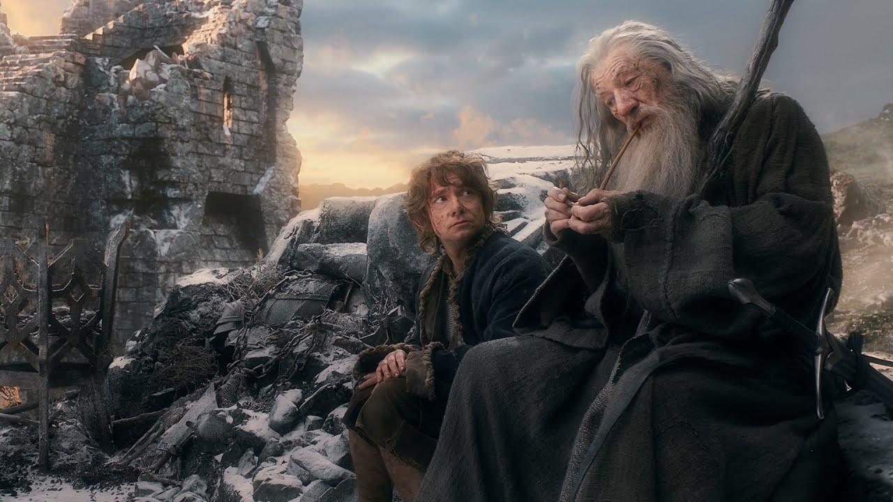 画像: ブルーレイ&DVD『ホビット 決戦のゆくえ』4月22日リリース www.youtube.com