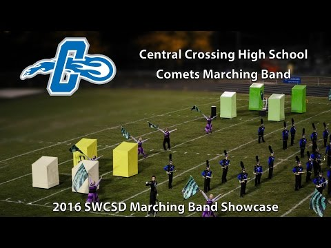 2016 Marching Band Showcase - Central Crossing High School Marching Band!