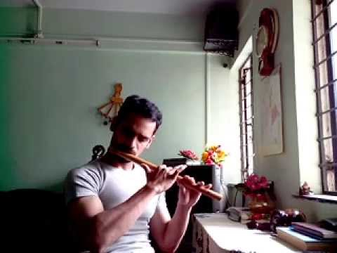 A R Rahman Saathiya (Snegithane-Alaypayuthey) Flute by Himanshoo