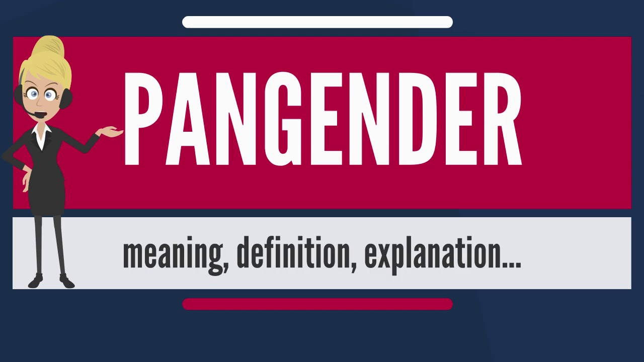 Pangender meaning