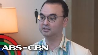 WATCH  Foreign Affairs Secretary Cayetano speaks to reporters  24 April 2018