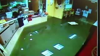 Hurricane Sandy Shore Good Donuts Flooding Ship Bottom NJ