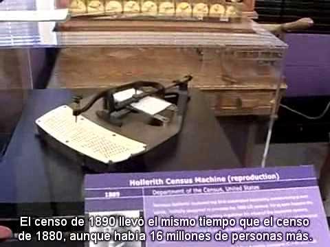 Máquina tabuladora de H  Hollerith