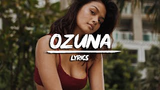 Ozuna - 100 Preguntas (Letra / Lyrics)
