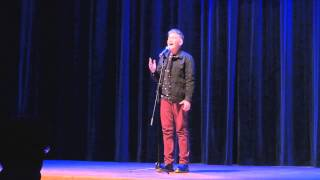 Youth Talent Search BC 2014 1st Place Winner Connor Nelson cover -  Etta James - I'd Rather Go Blind