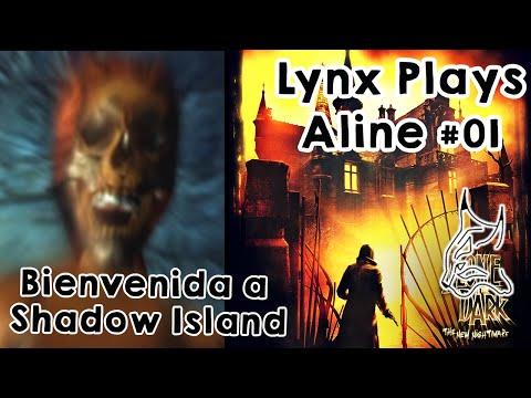 Lynx Plays Alone in the Dark TNN Aline #01 ¡Bienvenida a Shadow Island!