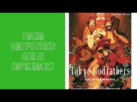#ANIME # NATALE TOKIO GRANFATHER ANIME OPINIONE //ANDREA 93