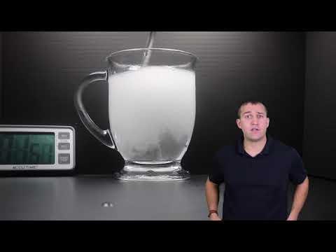 Effervescent  H2 Magnesium Tablets - Molecular Hydrogen Tablets