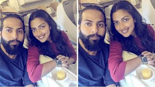 Actress Amalapaul Enjoying Vacation with Husband Bhavander singh | Actress amalapaul 2nd Wedding