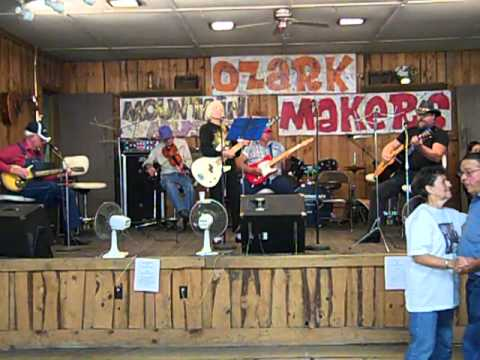 Ozark Mountain Music Makers- Crying My Heart Out Over You cover by Northwoods