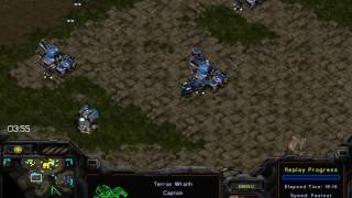 Starcraft Casual Video Report - Vidrep 41 - A failure to Observe 2/2