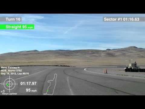 Reno-Fernley Test 'n Tune 9/14/12 - Best of the day
