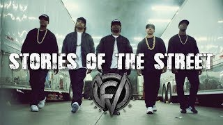 FIFTY VINC - STORIES OF THE STREET (EPIC BANGING OLD SCHOOL HIP HOP RAP BEAT)