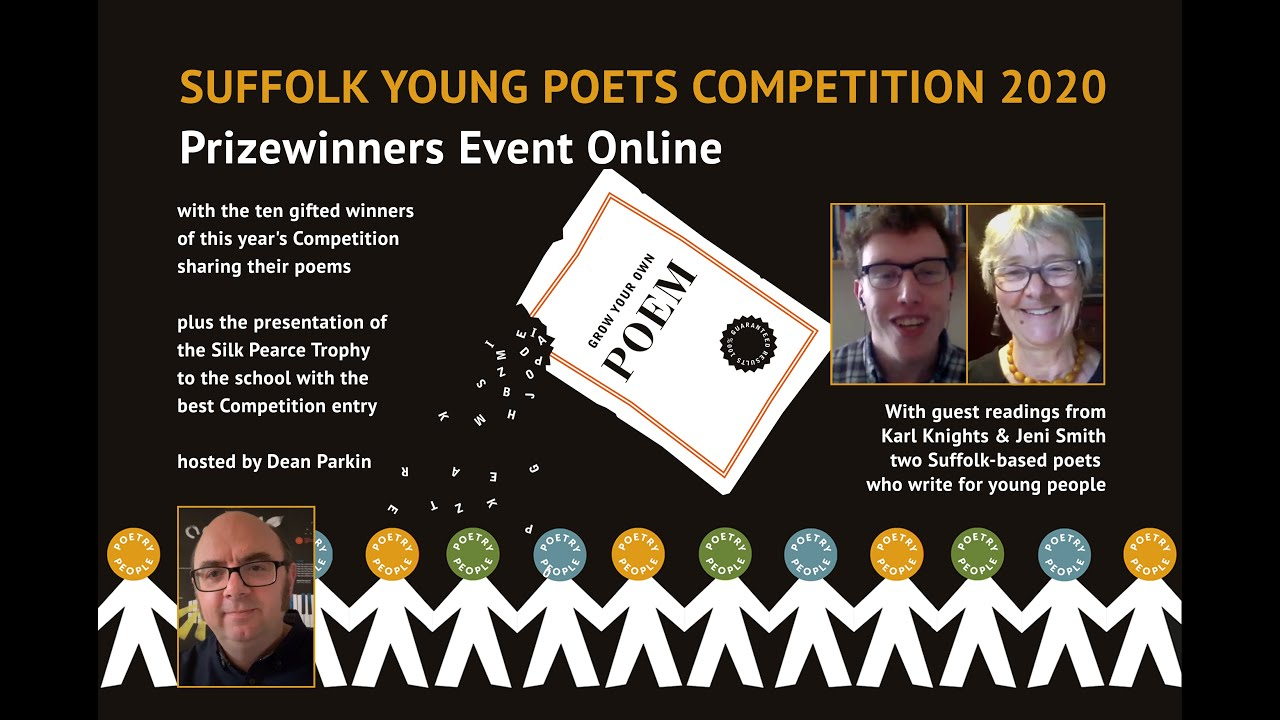 Suffolk Young Poets Competition