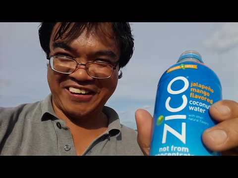 Orgasmic Zico Coconut Water (V1454) Living In A Van