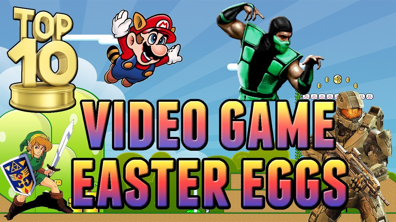 10 of the best Easter Eggs in video games - GOG.com
